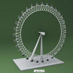 eye 3D Model in  MAX,  FBX,  C4D,  3DS,  STL,  OBJ,  BLEND,  DWG