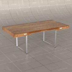 CH110 Desk 3D Model
