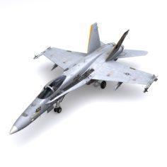 F/A-18C Hornet – VFA-25 Fist of the Fleet