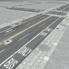 3D New York City Streets
