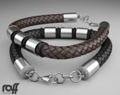 Bracelet Homme 3D Model