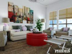 Living room 3 3D Model