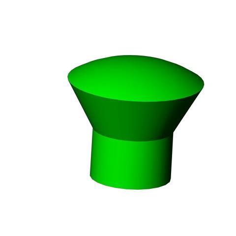 poign e bouton commode armoire sdb bricolage 3d print