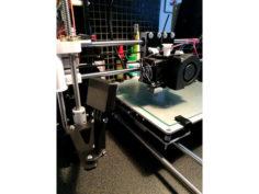 Anet A8 Pi Camera Motor Mount 3D Print Model