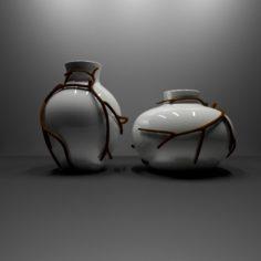 Vases Free 3D Model