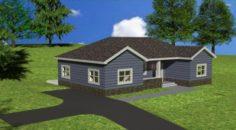 Residential Home 3D Model