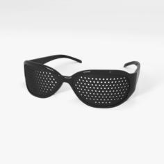 Pinhole Glasses Free 3D Model