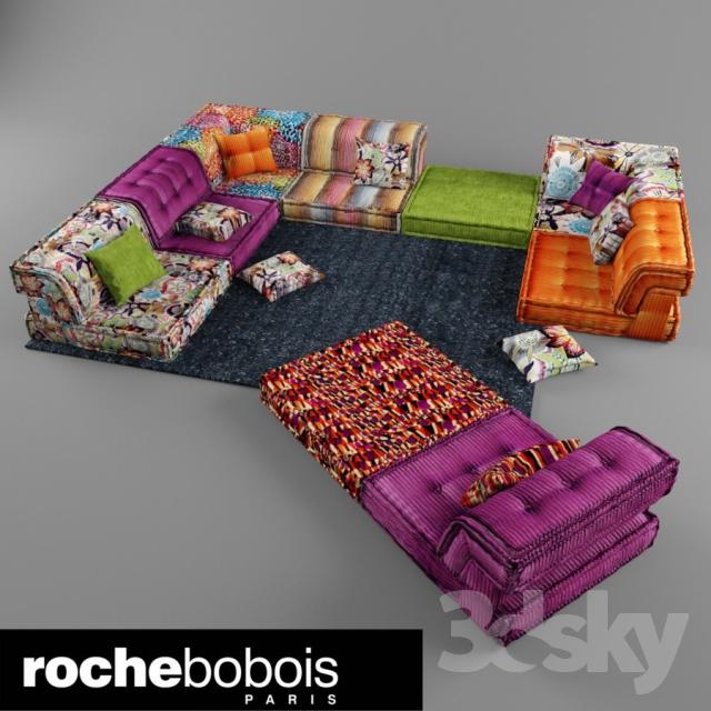 Mah Jong Modular Sofa Good Summertime Is Prime Vashon