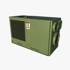 Environmental Control Unit 3D model 3D Model
