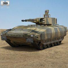 Puma IFV 3D Model