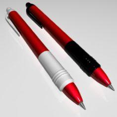 Pen 3D model 3D Model