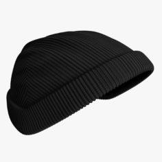 Winter Hat 3D Model