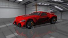 Suprablendercyclesmayafbxobj 3D Model