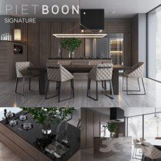 Kitchen Piet Boon SIGNATURE (vray GGX, corona PBR)                                      3D Model