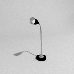 Lamp of bedside table 3D Model