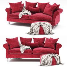 3D OPIUM sofa model 3D Model