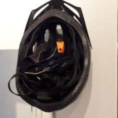 ABUS helmet hook ABUS 3D Print Model