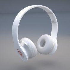 Beats by Dre Solo 3D Model