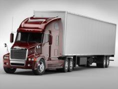 Freightliner Century 1996 – 2007 3D Model