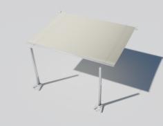 Pergola – Sail 3D Model