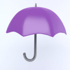 UMBRELLA icon 3D Model