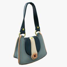 Handbag 3D model 3D Model