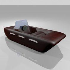 3D model Boat 3D Model