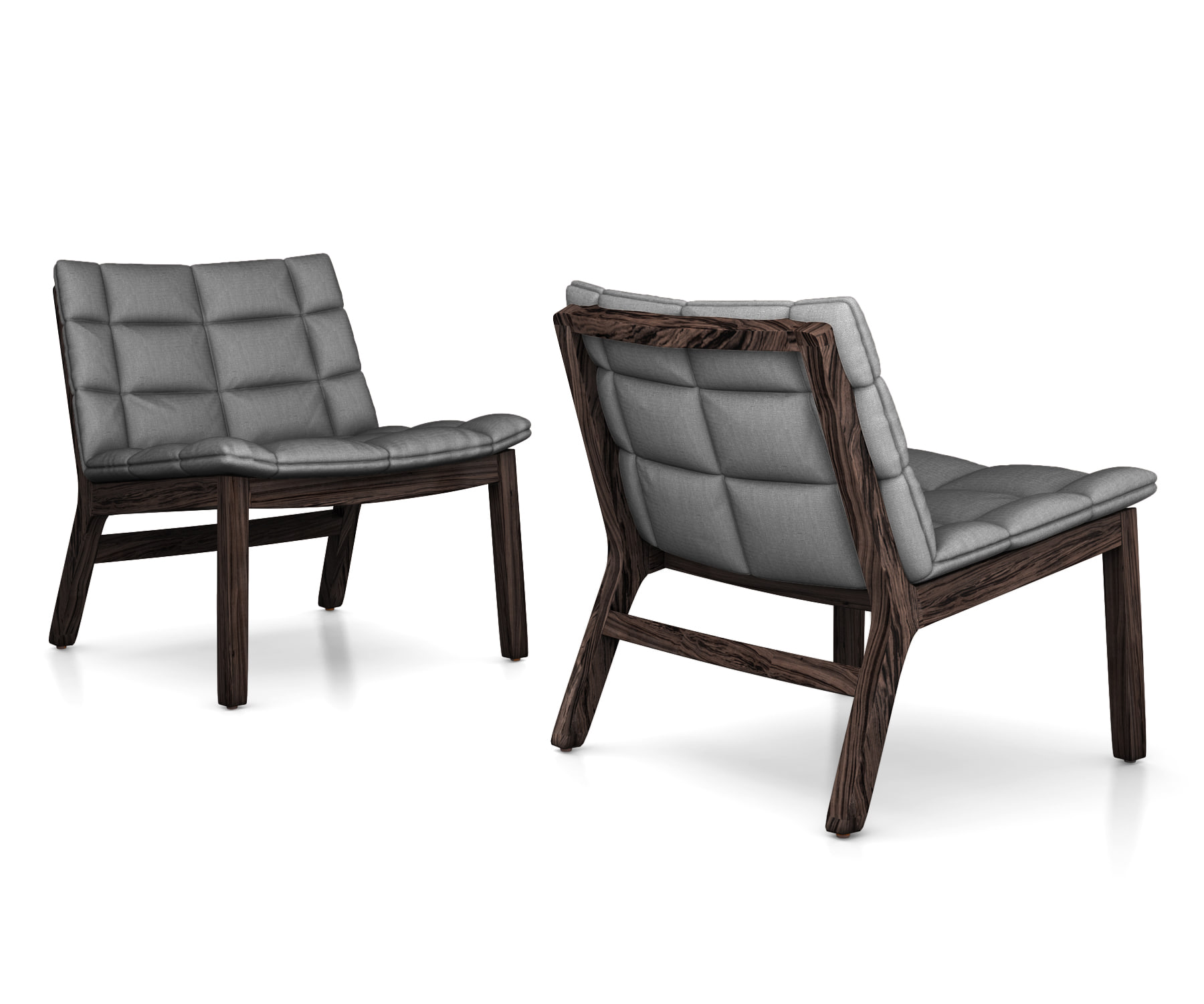 Wicket Lounge Chair By Blu Dot 3d Model 3d Model 3dhunt Co