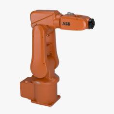 Industrial Robot ABB IRB 120 3D model 3D Model