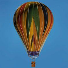 Hot air balloon 3D model 3D Model