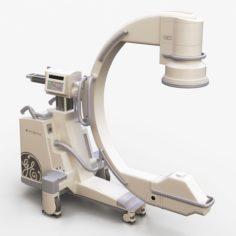 Medical C-Arm 3D Model