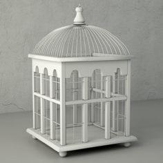 Molly Decorative Cage / ZARA HOME 3D Model
