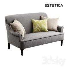 Estetica / Hollywood Sofa                                      3D Model