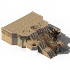 All-realism – ladder 3D Model