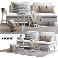 IKEA SODERHAMN 2                                      3D Model