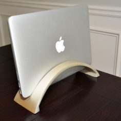 Laptop Stand 3D Print Model
