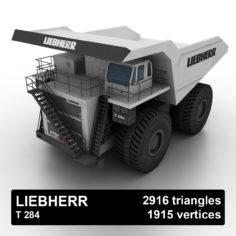 Liebherr T 284 3D Model