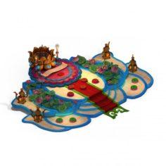 Lei Fengta – Lotus Terrace 3D Model