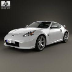 Nissan 370Z Nismo 2009 3D Model