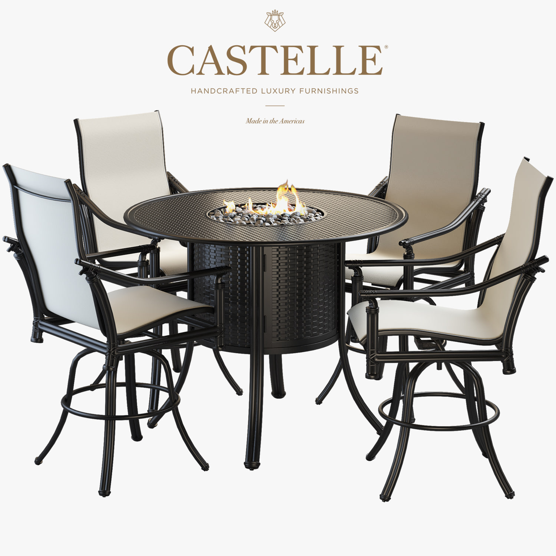 Castelle Coco Isle Bar Set 3d Model 3dhunt Co