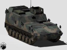 WDSz Regina 3D Model