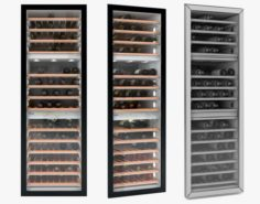 Miele KWT 1602 Vi MasterCool Wine Temperature Control Unit 3D Model