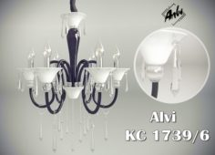 Alvi KC 17396 3D Model