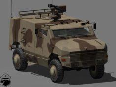 Nexter Aravis 3D Model