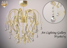 Art Light Gallery 308015 3D Model