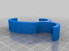 Radioator Hook  3D Print Model