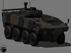 VBCI 3D Model