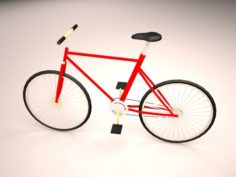 Bicycle Free 3D Model