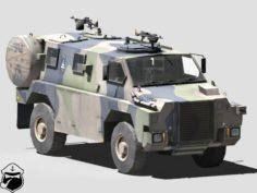 Bushmaster IMV 3D Model