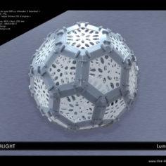 Hedralight Lighting 3D Print Model